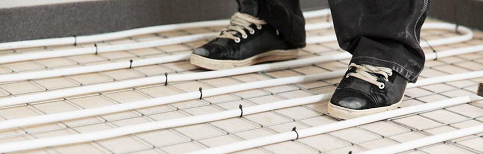Installera vattenburen golvvärme själv