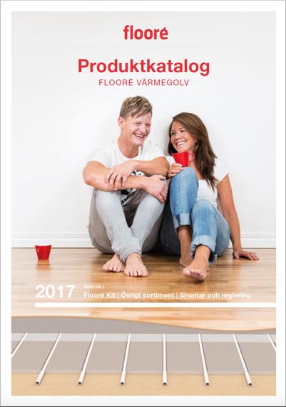Flooré Produktkatalog 2017