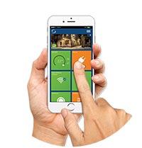 Styr golvvärme med mobilen