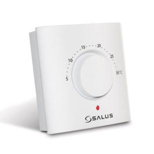 Trådlös termostat med ratt