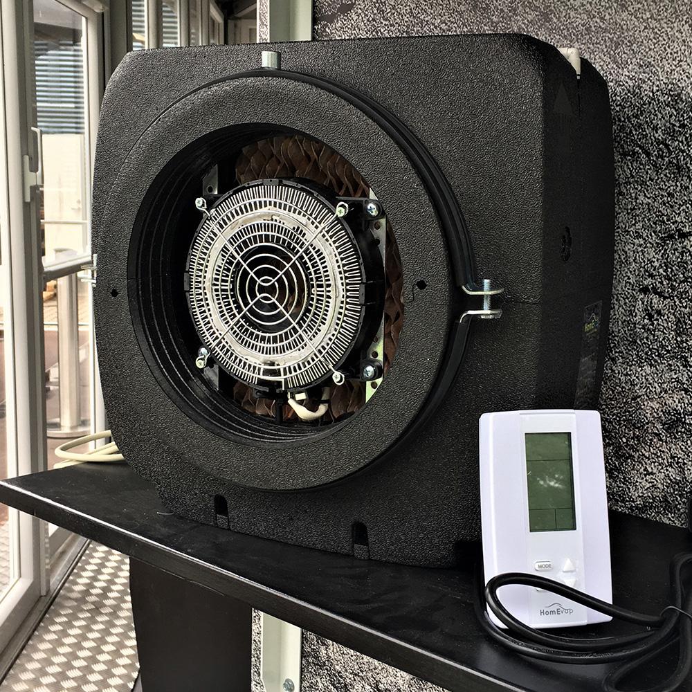 Låg luftfuktighet i ditt hem