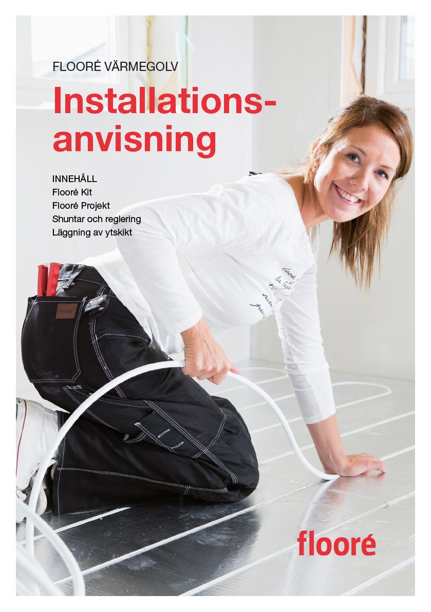 Installationsanvisning Flooré Kit