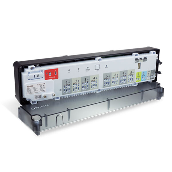 Wireless eight-channel junction box