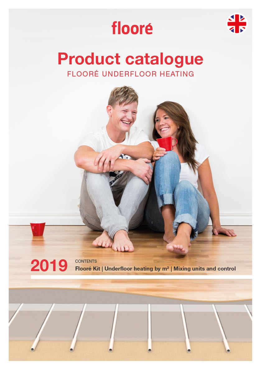 Product Catalogue Flooré 2019
