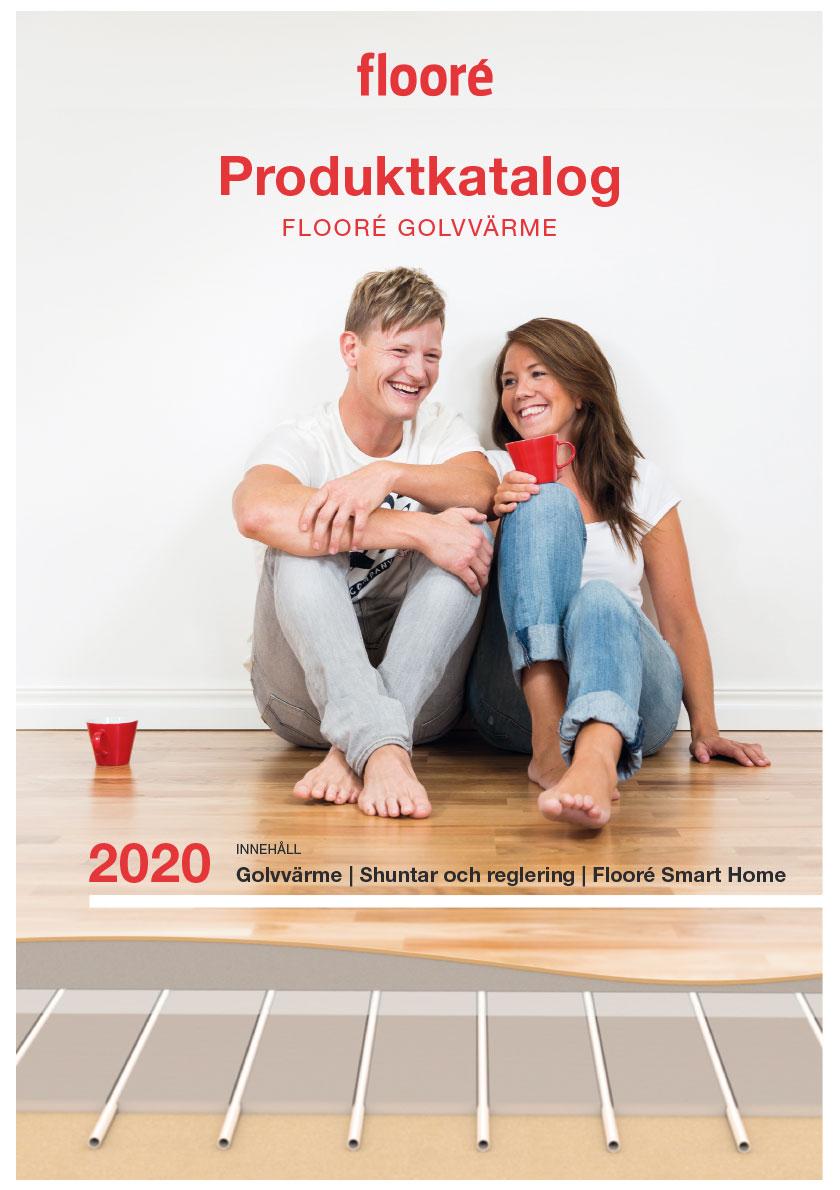 Produktkatalog Flooré 2020