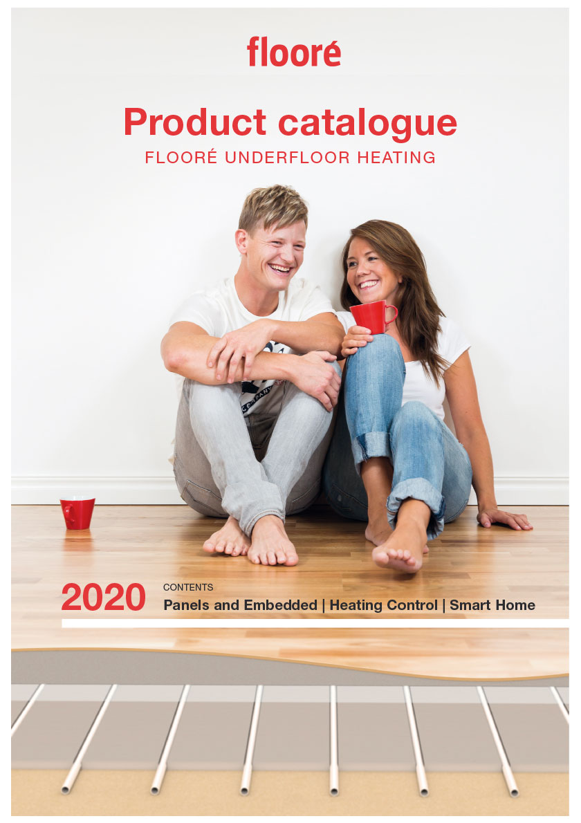 Product Catalogue Flooré 2019