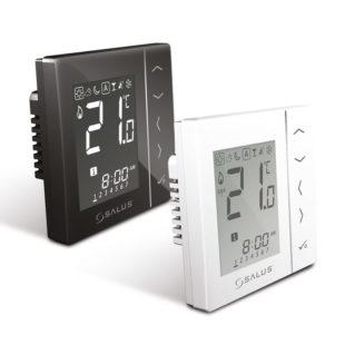 Trådlös termostat (230V) för inbyggnad