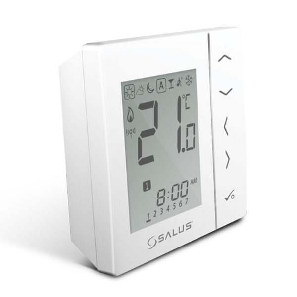 Trådlös termostat (batteri)