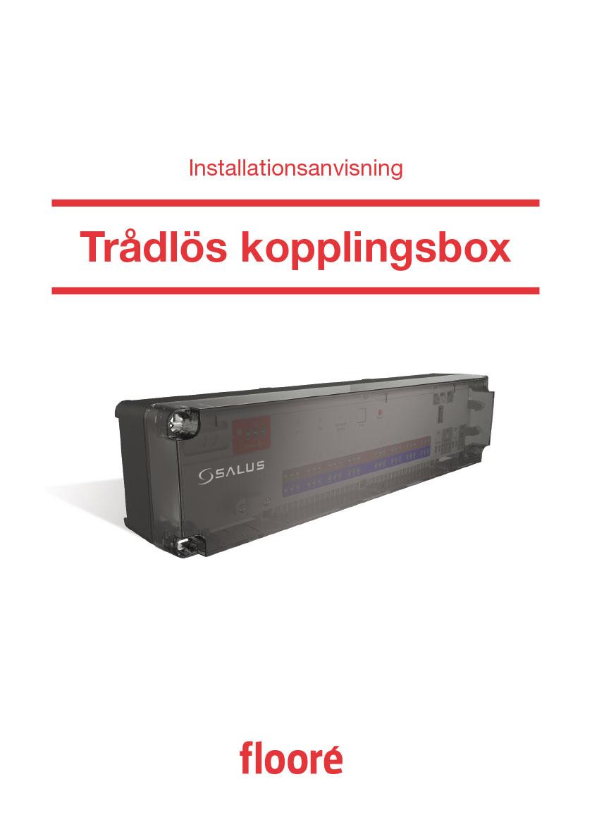 Installationsanvisning Trådlös Kopplingsbox