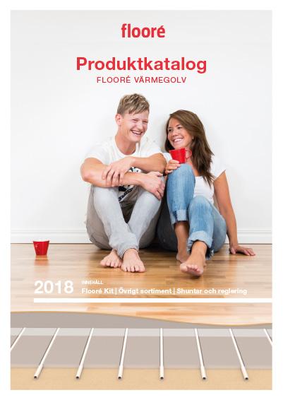 Flooré Produktkatalog 2018