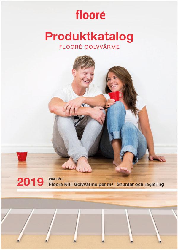 Flooré Produktkatalog 2019